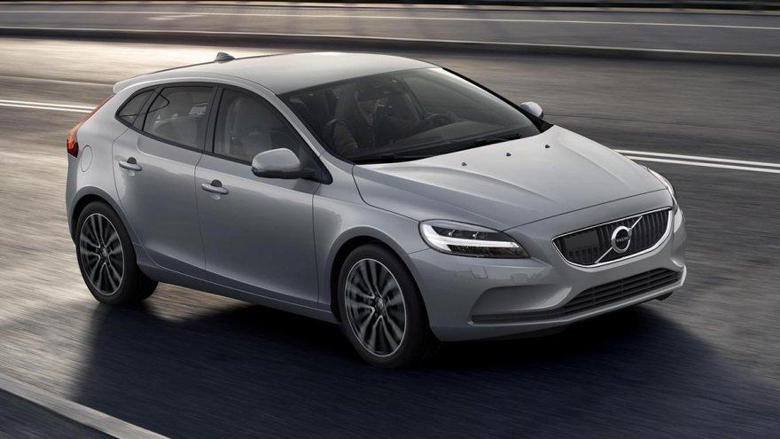 2019 Volvo V40