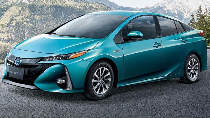 2019 Toyota Prius PHV(NEW)
