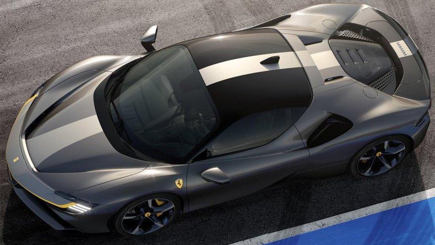 2020 Ferrari SF90