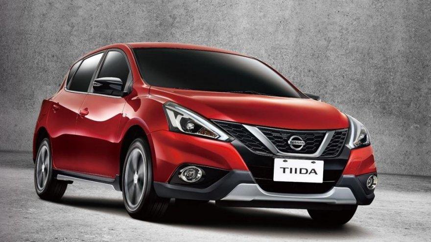 2020 Nissan Tiida 5D