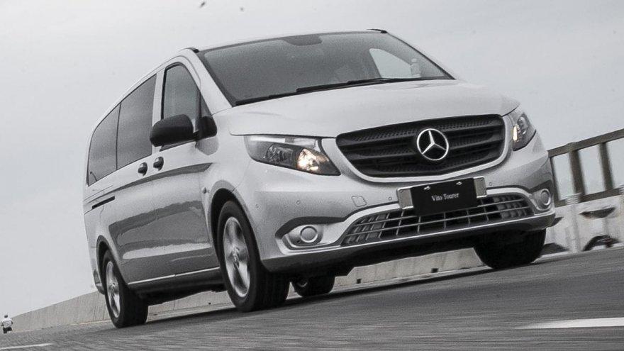 2019 M-Benz Vito Tourer
