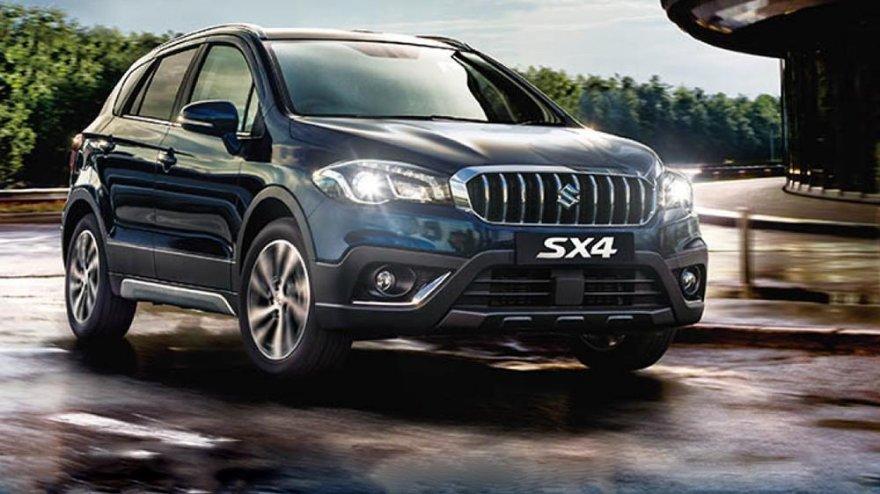 2020 Suzuki SX4