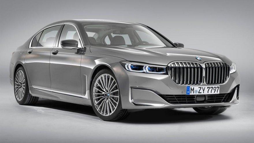 2020 BMW 7-Series
