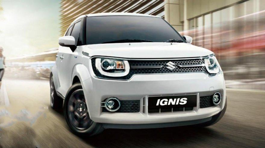 2020 Suzuki Ignis