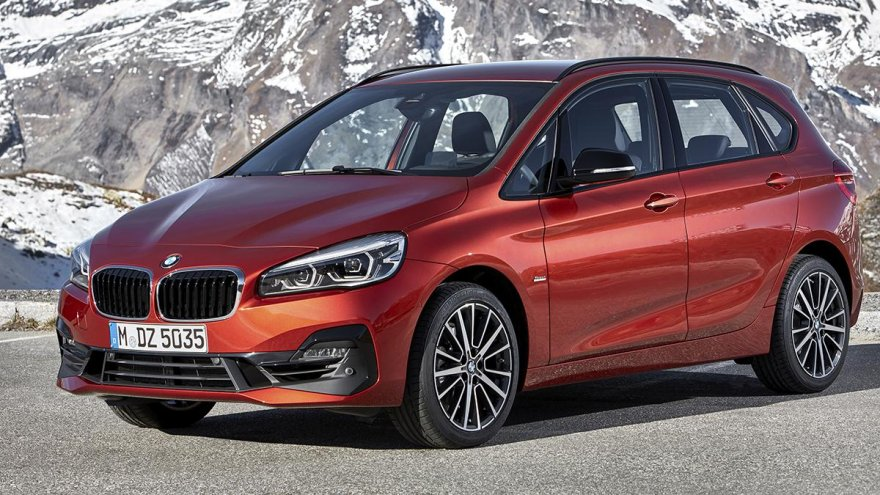 2019 BMW 2-Series Active Tourer