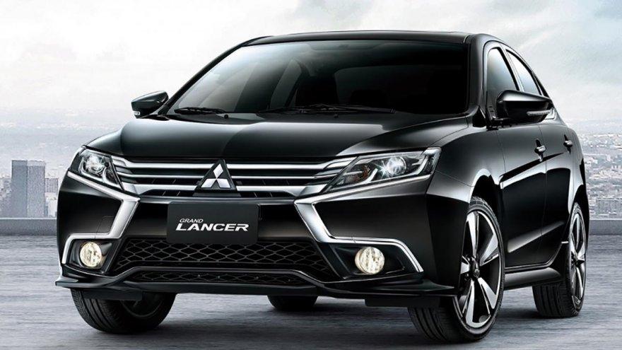 2019 Mitsubishi Grand Lancer