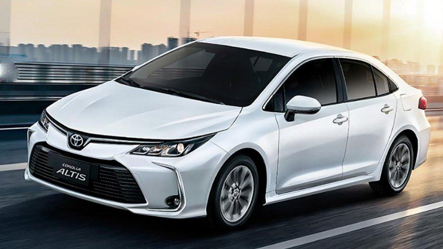 2020 Toyota Corolla Altis