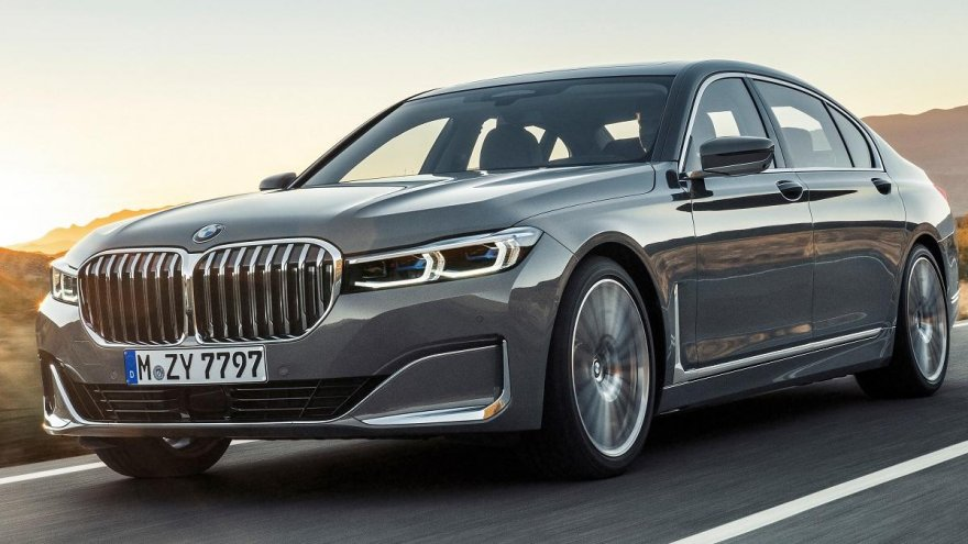 2019 BMW 7-Series(NEW)