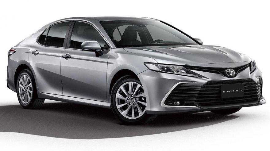 2021 - Toyota Camry