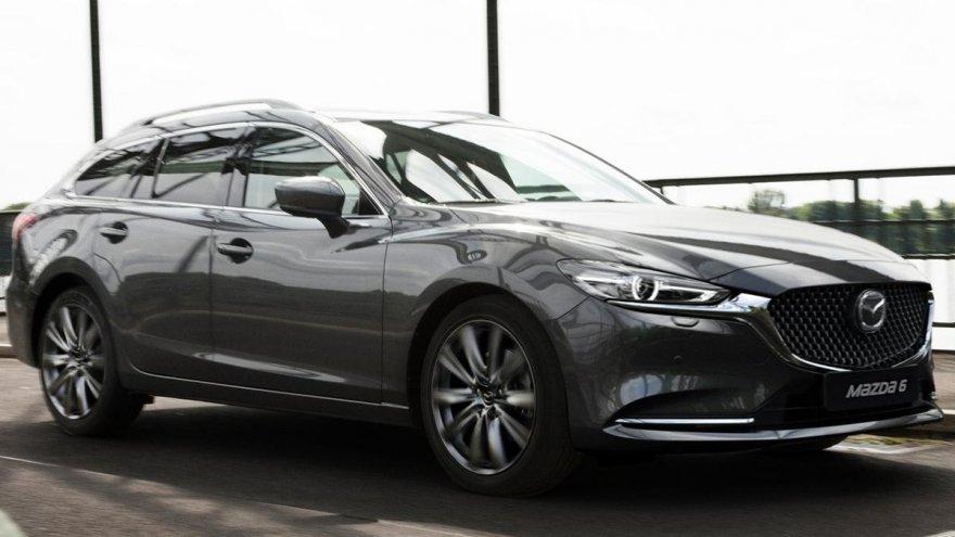 2019 Mazda 6 Wagon SKY-G 2.5旗艦進化型