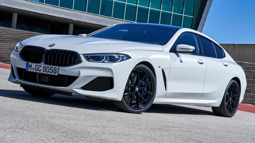2021 BMW 8-Series Gran Coupe