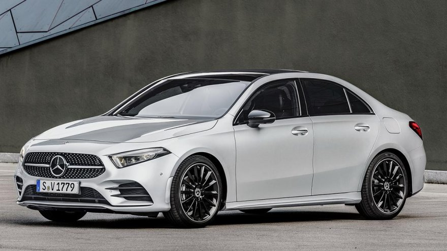 2020 - M-Benz A-Class Sedan