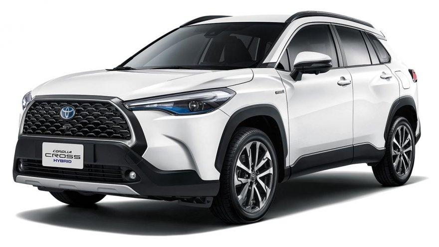 2021 - Toyota Corolla Cross