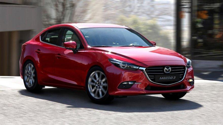 2019 Mazda 3 4D