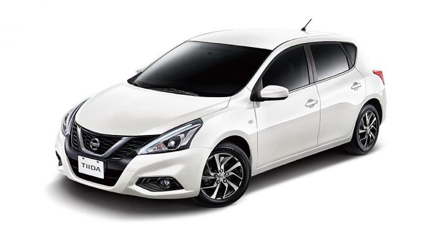 2019 Nissan Tiida 5D Turbo版