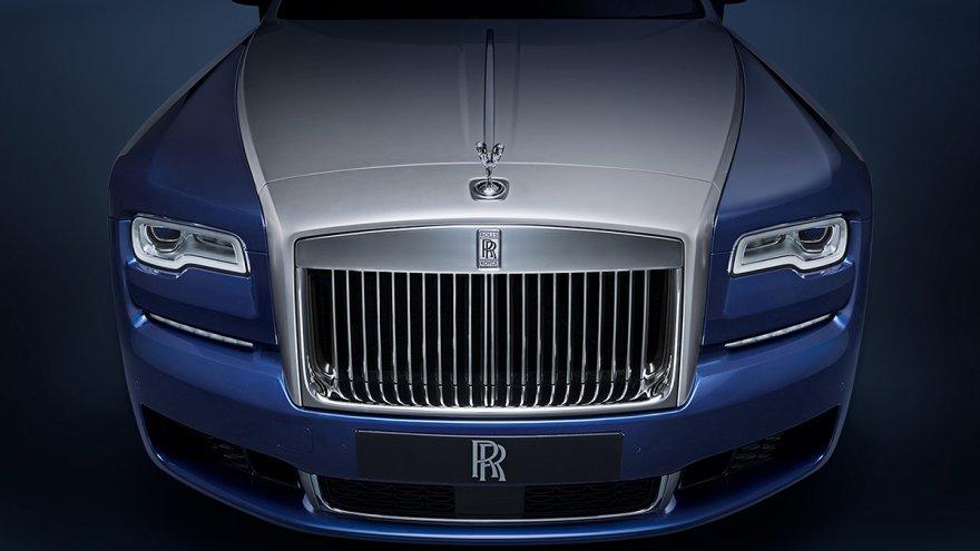 2019 Rolls-Royce Ghost 6.6 V12 SWB