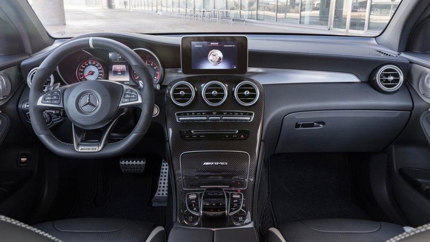 2018 M-Benz GLC-Class AMG GLC63 4MATIC+