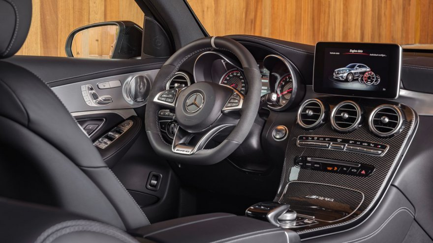 2018 M-Benz GLC Coupe AMG GLC63 S 4MATIC+