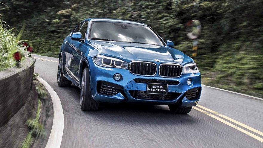 2019 BMW X6 xDrive35i M Sport Edition