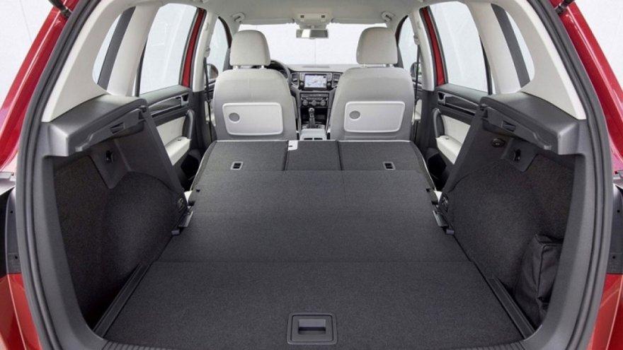 2018 Volkswagen Golf Sportsvan(NEW) 230 TSI Comfortline