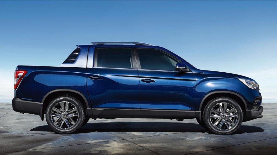 2019 Ssangyong Rexton Sports 2.2柴油4WD豪華型