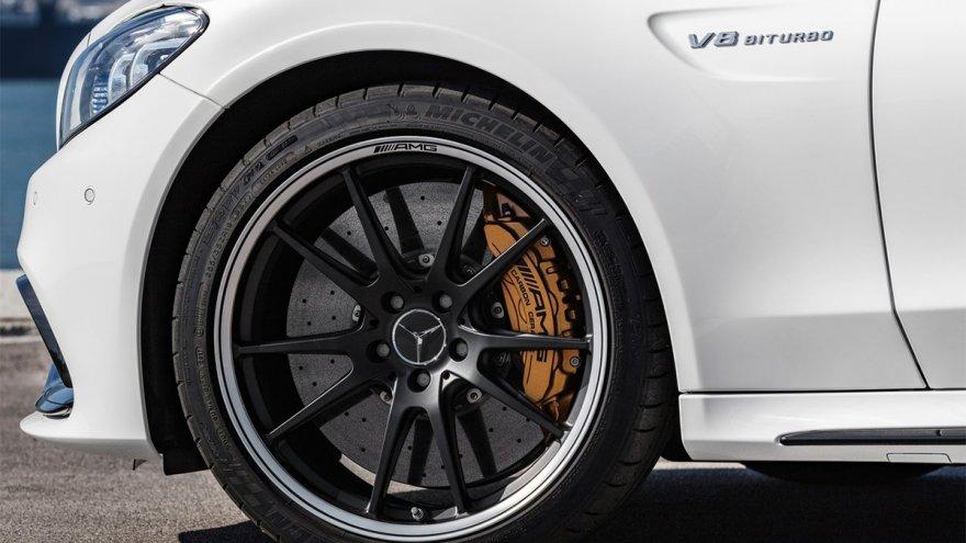 2019 M-Benz C-Class Coupe AMG C63 S星智版