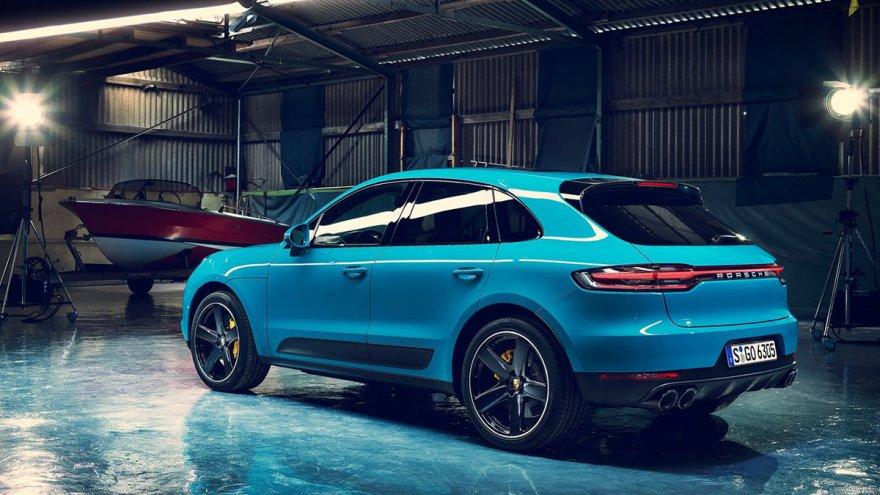 2020 Porsche Macan 2.0T