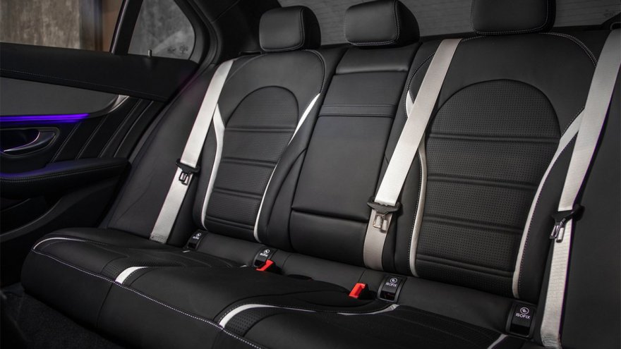 2019 M-Benz C-Class Sedan AMG C63星智版
