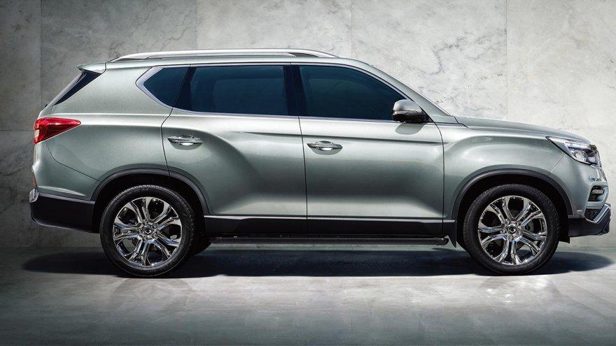 2019 Ssangyong Rexton 2.2 4WD