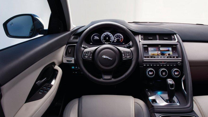 2019 Jaguar E-Pace D150 R-Dynamic