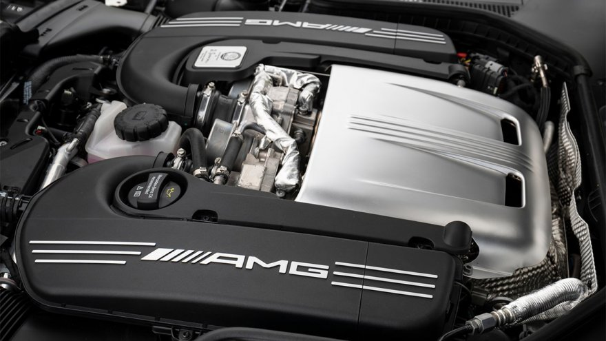 2020 M-Benz C-Class Coupe AMG C63 S進化版