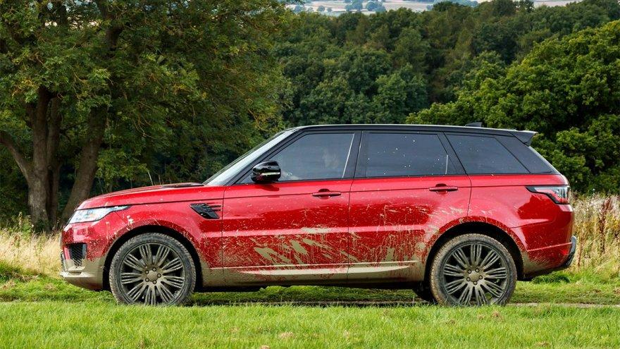 2020 Land Rover Range Rover Sport P300 HSE