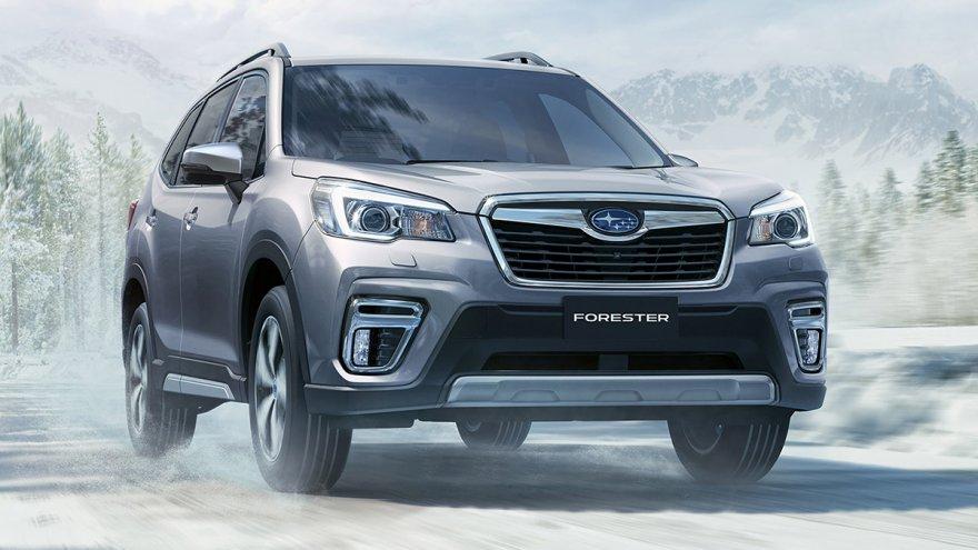 2020 Subaru Forester 2.0 i-S EyeSight