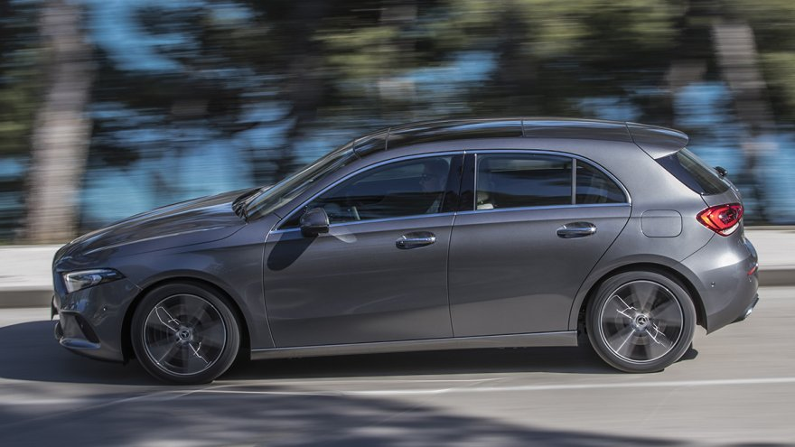 2019 M-Benz A-Class A220