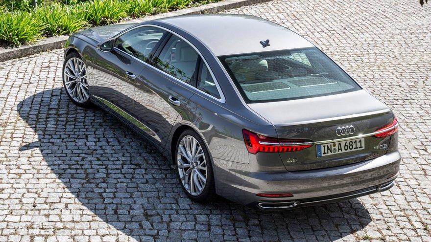 2019 Audi A6 Sedan 40 TDI Premium