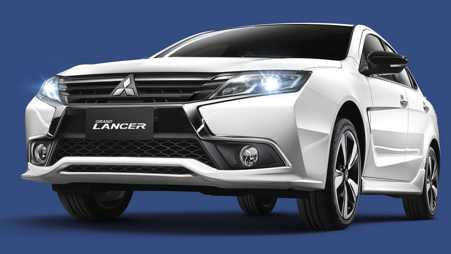 2020 Mitsubishi Grand Lancer 1.8魅力型
