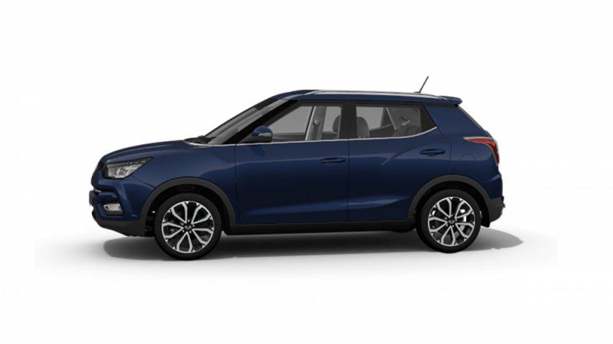 2019 Ssangyong Tivoli 1.6柴油豪華型AWD