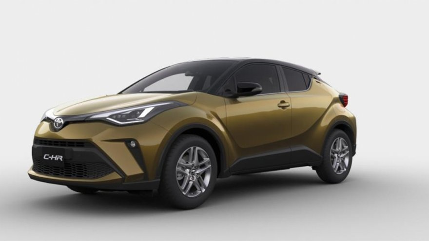 2020 Toyota C-HR 豪華