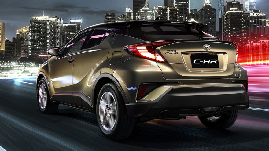 2021 Toyota C-HR 經典