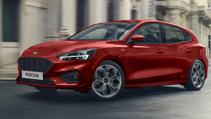 2019 Ford Focus 5D ST-Line