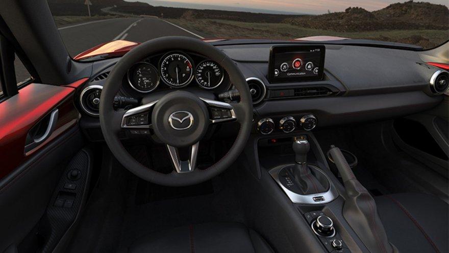 2019 Mazda MX-5 2.0