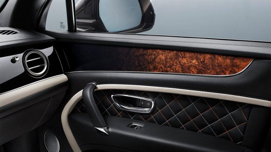 2019 Bentley Bentayga 6.0 W12 Mulliner五人座