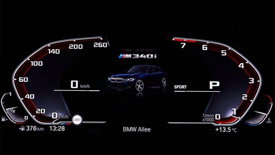 2020 BMW 3-Series Sedan M340i xDrive
