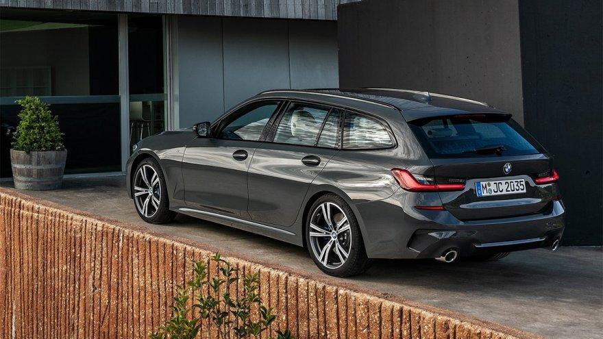 2020 BMW 3-Series Touring 330i M Sport