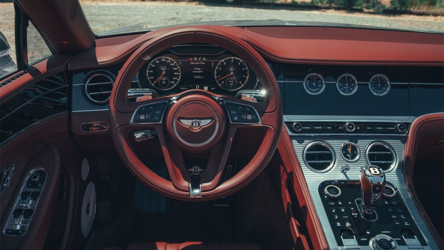 2020 Bentley Continental GT Convertible 4.0 V8