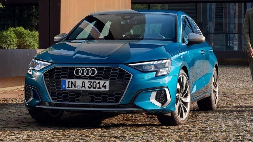 2021 Audi A3 Sportback 35 TFSI Advanced