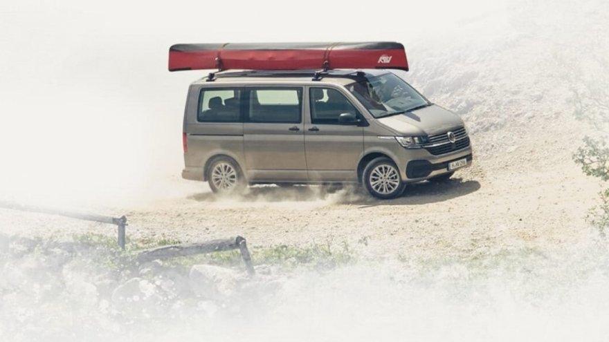 2020 Volkswagen Multivan 2.0 TDI Highline 4MOTION