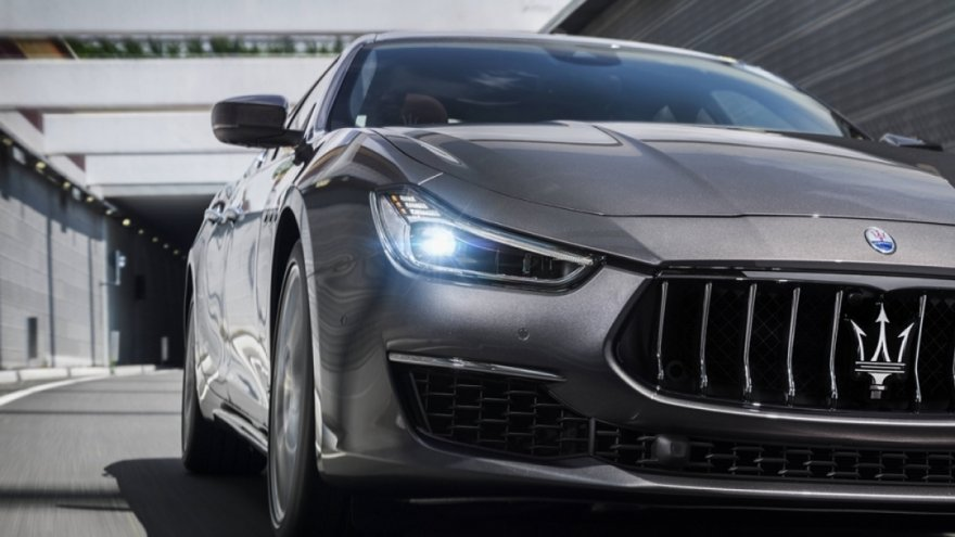 2021 Maserati Ghibli MHEV