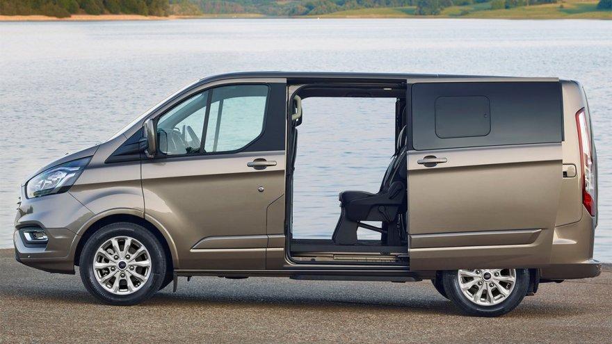 2020 Ford Tourneo Custom 長軸豪華型