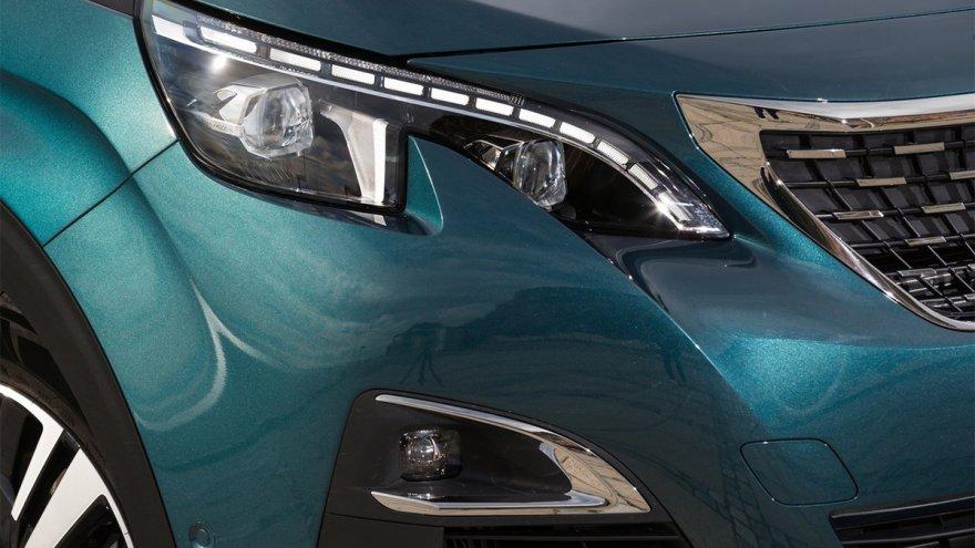 2020 Peugeot 5008 SUV GT Grip Control